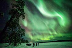 Nellim Wilderness Hotel, Finland