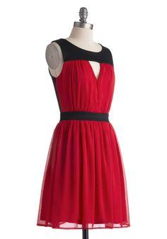 Barcelona Balcony Dress | Mod Retro Vintage Dresses | ModCloth.com