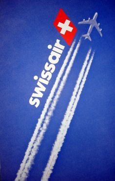 During the a design movement emerged from Switzerland and Germany that has been called Swiss Design or more appropriately, The International Typographic Style Retro Airline, Airline Logo, Vintage Airline, Vintage Advertisements, Vintage Ads, Retro Ads, Fürstentum Liechtenstein, International Typographic Style, Travel Ads