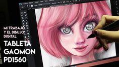 Dibujo Digital y Tableta GAOMON PD1560 | Diana Díaz Lilo Stitch, Tokyo Treat, Inktober, Diana Diaz, Chibi, Cat Noir, Graphic Design, Digital, Videos