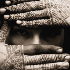 (Sacred Jhari photo shoot with J. Robert Photography.)  I like the henna and the shot