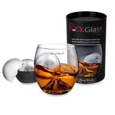 On the Rock Glass with Ice Ball - Bed Bath & Beyond