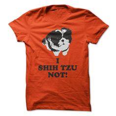 I Shih Tzu Not!