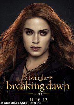 Breaking Dawn part 2 Nikki Reed as Rosalie Hale