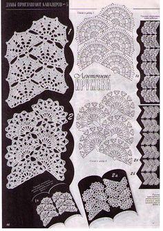mange flotte mønstre