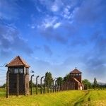 Auschwitz, Poland for some somber, reflective travel #momentofsilence #EurailWinterWin