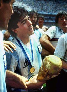 29 de junio de 1986  CAMPEONES DEL MUNDO  #Mexico86