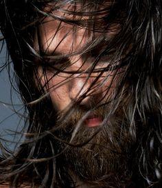 JUSTIN PASSMORE FOR HORST MAGAZINE BY KAI Z FENG Sons Of Anarchy, Moustaches, Viking Queen, Ryan Hurst, Raining Men, Facial Hair, Best Shows Ever, Bearded Men, Hairy Men