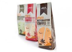 дизайн упаковки для Alternative Coffee