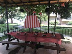 Pirates birthday party