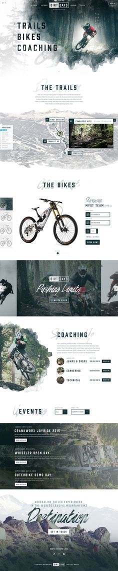 Dirtdays full concept by Green Chameleon
