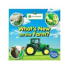 Whats New on the Farm? John Deere Book
