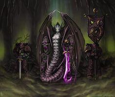 Slannesh daemon