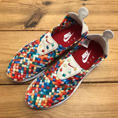 86e50729309 Nike Air Woven PRM (898028-001) Multi Color Pre Order and Release on