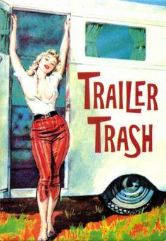 White Trash Costume On Pinterest
