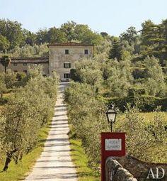 Una casa rústica en la Toscana   Decorar tu casa es facilisimo.com