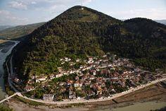 Tirana and Berati in Albania