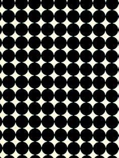 Black White Cotton Fabric Geometric Upholstery Fabric by the Yard