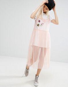 0d074bb380 Discover Fashion Online Vestido Tul