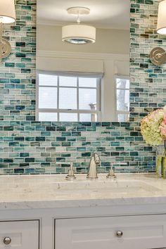 99 New Trends Bathroom Tile Design Inspiration 2017 (35)