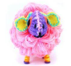 Eleven Design Studio Natural Wool Sheep Twoolies