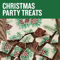 Find easy recipe ideas to help you plan your Christmas and holiday meals and parties!