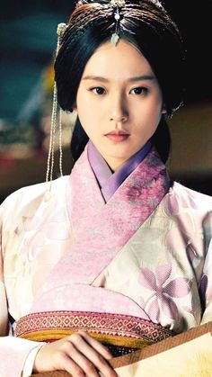 Ballad of the Desert / Song of the Desert - 2015 Chinese TV drama series… Oriental Fashion, Asian Fashion, Chinese Clothing, Chinese Actress, Japanese Kimono, Hanfu, Celebs, Celebrities, Beautiful Asian Girls