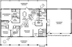 Bungalow Plan 2011545by E-Designs