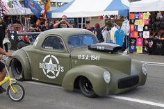 Sweet Dragracer Willy's #hotrodsclassiccars