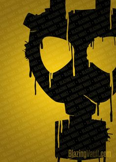 Dripping Grunge Vintage Gas Mask Biohazard Radioactive Cosplay Toxic Military Hazardous Nuclear Zombie Gothic Anime Wall Decal by Blazing 4k Wallpaper Iphone, Apple Wallpaper, Cellphone Wallpaper, Gas Mask Art, Masks Art, Best Gaming Wallpapers, Dark Art Illustrations, Apocalypse Art, Gothic Anime
