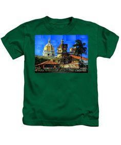 Kids T-Shirt - Cartagena Colombia