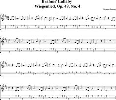 Free mountain dulcimer sheet music and tab for Brahms' Lullaby. Dulcimer Tablature, Dulcimer Music, Mountain Dulcimer, Mountain Music, Guitar Tabs, Ukulele, Piano Music, Sheet Music, Dueling Banjos