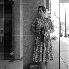 Vivian Maier was unknown in her lifetime. She worked as a governess and took pictures on the street. She did not seek recognition. But her photographs reveal a high degree of artistry and finesse. She was clearly a master of her medium.