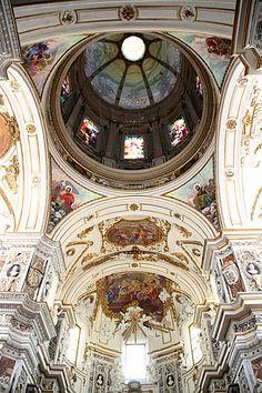 Casa Professa (or the Chiesa del Gesù,Palermo Sicily
