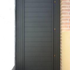 Puertas on pinterest for Puertas metalicas economicas
