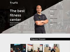 TruFit is free responsive sport Bootstrap template suitable for a sports, fitness, health category business Responsive website. The Colors and Animations are aptly used to complement the design of this template. Trufit is truly a best choice for your business needs. This template is designed using HTML5 and CSS3 and is compatible in all web browsers, smartphones and tablets. Enjoy!
