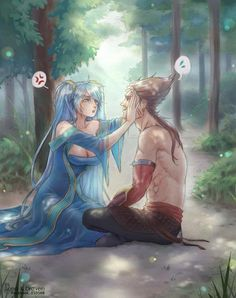 LoL - Sona and Draven