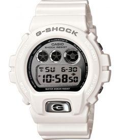 e957f0cffbaa Casio G-Shock 6900 Vintage Metal Watch - White  90.50  casio  gshock Casio