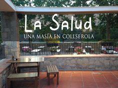 La Salud, una masía en Collserola   Barcelona Colours