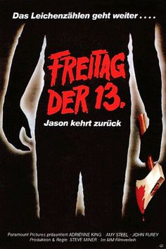 Friday the 13th Part 2 【 FuII • Movie • Streaming