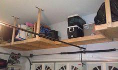 Build Wood Garage Storage | Beginner Woodworking Project