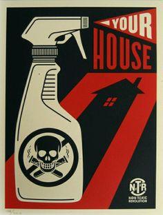 Shepard Fairey, NonToxicRevolution