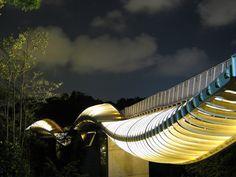 Henderson Waves Köprüsü/Singapur
