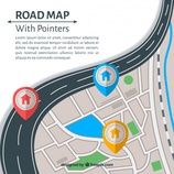 Fashion Flats, Pointers, Vectors, Vector Free, Map, Style, Swag, Stylus, Location Map