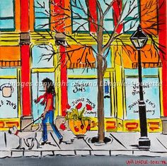 """UPTOWN GIRLS 1 "" prints from $30"