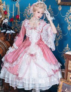 Harajuku Fashion, Kawaii Fashion, Lolita Fashion, Fashion Outfits, Visual Kei, Elegant Dresses, Cute Dresses, Costume Craze, Quirky Fashion