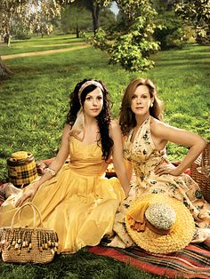 mary louise parker and Elizabeth perkins  #duo