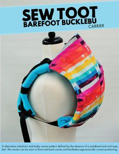 The Riser Baby Carrier Pattern by Sew Toot Buckle onbuhimo tutorial and sewing pattern DIY babywearing Diy Bebe, Toot, Baby Crafts, Pdf Sewing Patterns, Fashion Flats, Baby Sewing, Trendy Baby, Baby Shower Gifts, Babywearing