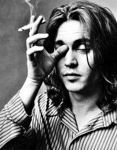 Johnny Depp || Mary Ellen Mark