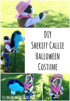 DIY Sheriff Callie H